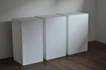 白いボックス